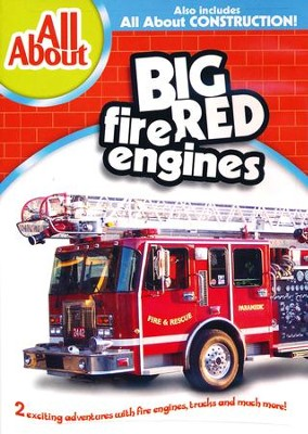 All About Fire Engines/All About Construction  -