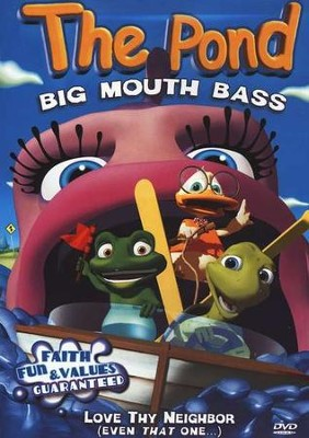 The Pond Video Series: Big Mouth Bass, DVD   -