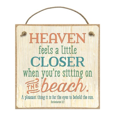 Heaven Feels A Little Closer Magnet  -