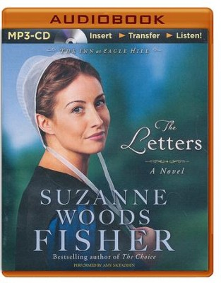 #1: The Letters - unabridged audiobook on MP3-CD  -     Narrated By: Amy McFadden     By: Suzanne Woods Fisher