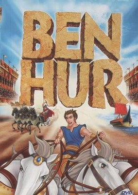 Ben Hur (Ben Hur: A Tale of Christ), DVD, Spanish   -