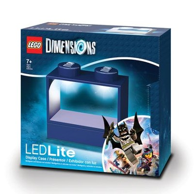 LEGO Dimensions Display with Light, Blue  -