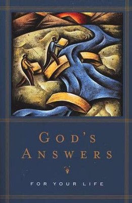 God's Answers for Your Life   -     Edited By: Kay Wheeler Kilgore