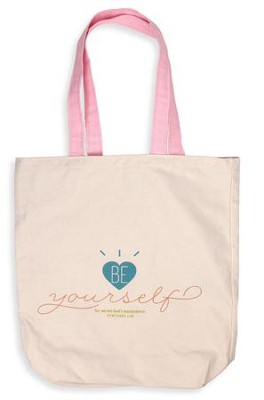 Be Yourself Tote Bag  -