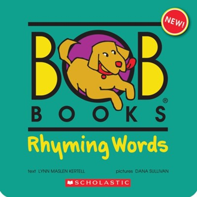 Bob Books: Rhyming Words  -     By: Lynn Maslen Kertell