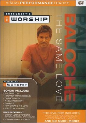 The Same Love   -     By: Paul Baloche
