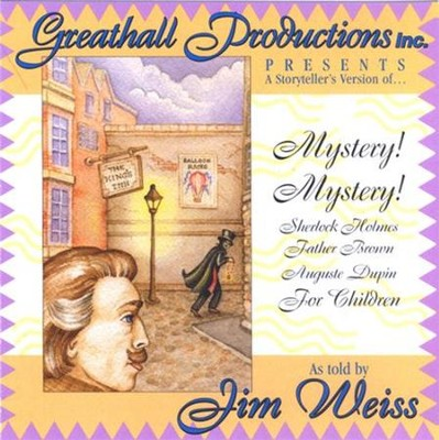 Mystery! Mystery! for Children       - Audiobook on CD  -     By: Jim Weiss