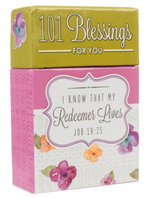 I Know that My Redeemer Lives - 101 Blessings   -