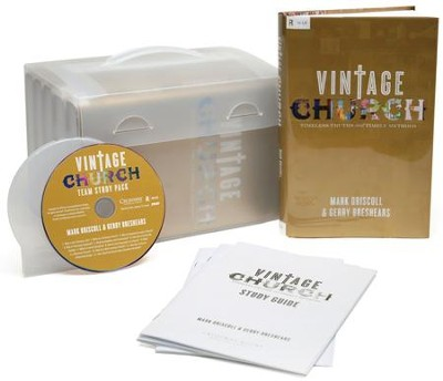 Vintage Church Team Study Pack  -     By: Mark Driscoll, Gerry Breshears