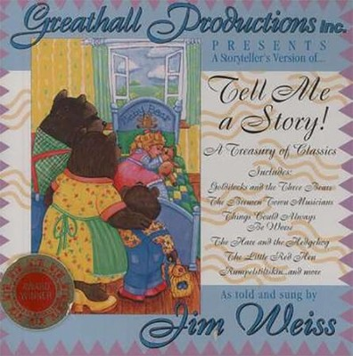 Tell Me a Story! on Audio CD   -     By: Jim Weiss