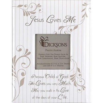Jesus Loves Me Photo Album  -