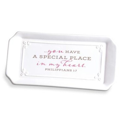 You Have A Special Place In My Heart Tray   -