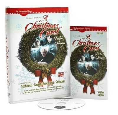 Charles Dickens' A Christmas Carol Bible Study, DVD  Leader Pack  -     By: Stephen Skelton