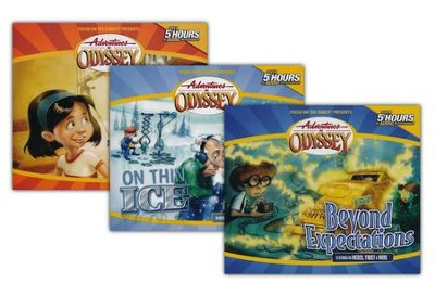 Adventures in Odyssey ® Volumes 6 - 8  -