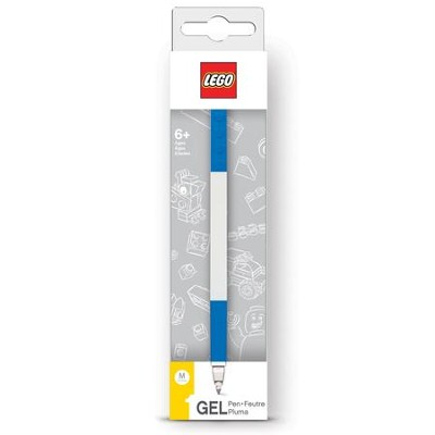 LEGO Gel Pen, Blue  -