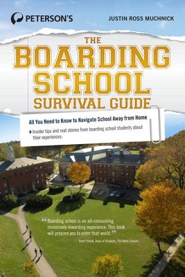 The Boarding School Survival Guide - eBook  -     By: Justin Ross Muchnick