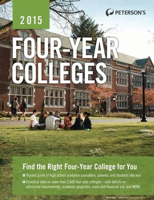 Four-Year Colleges 2015 - eBook  -