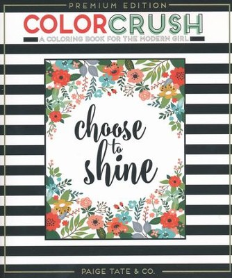 Color Crush: An Adult Coloring Book (Premium)  -