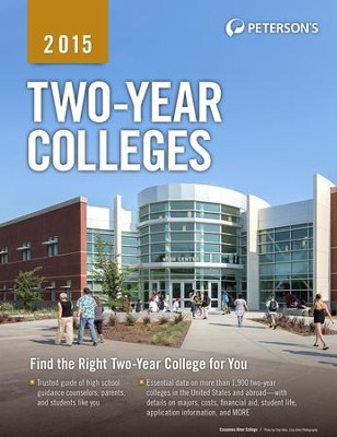Two-Year Colleges 2015 - eBook  -