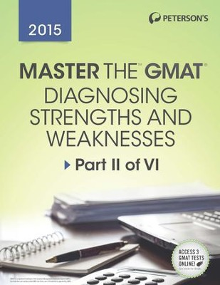 Master the GMAT: Diagnosing Strengths and Weaknesses: Part II of VI - eBook  -