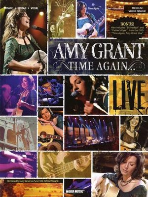 Time Again: Amy Grant Live   -     By: Amy Grant