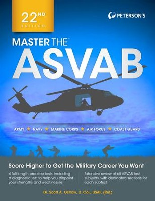 Master the ASVAB, 5th Edition - eBook  -     By: Scott Ostrow