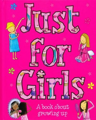Just For Girls  -     By: Sarah Delmege