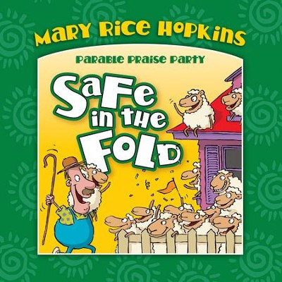 Safe in the Fold - eBook  -     By: Mary Rice Hopkins     Illustrated By: Dennas Davis