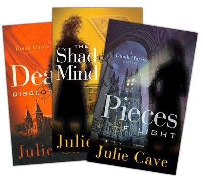 Dinah Harris Mystery Series, Volumes 1-3  -     By: Julie Cave