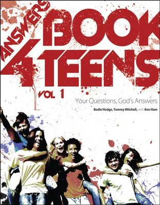 The Answers Book for Teens, Volume 1   -     By: Stacia McKeever