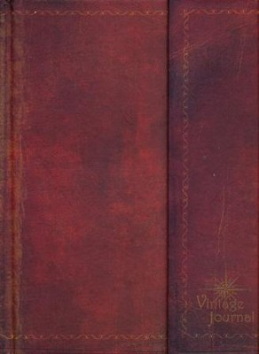 Classic Journal, Red  -
