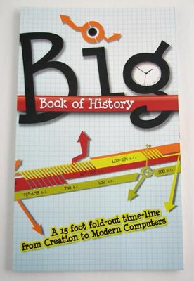 Big Book of History, Panels Only  -     By: Laura Welch