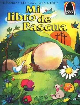 Mi Libro de Pascua  (My Easter Book)  -     By: Concordia Publishing House