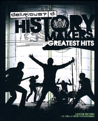 History Makers: Greatest Hits Limited Edition CD/DVD   -     By: Delirious?