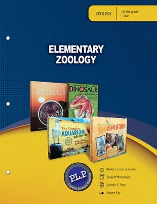 Elementary Zoology Teacher Guide   -