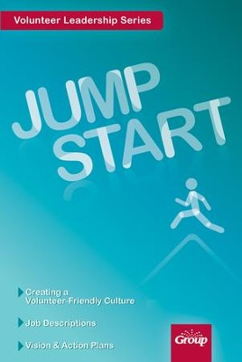 Jump Start - eBook  -     By: Group Publishing