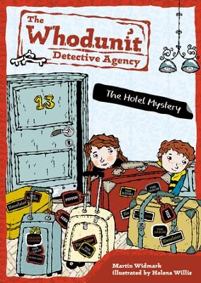 The Hotel Mystery #2 - eBook  -     By: Martin Widmark     Illustrated By: Helena Willis