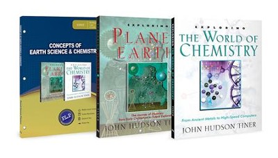 Concepts of Earth Science & Chemistry Pack, 3 Volumes  -     By: John Hudson Tiner
