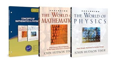 Concepts of Mathematics & Physics Pack, 3 Volumes  -     By: John Hudson Tiner
