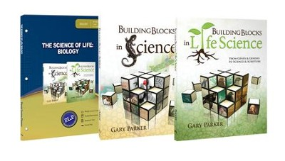 The Science of Life: Biology Pack, 3 Volumes   -     By: Gary Parker