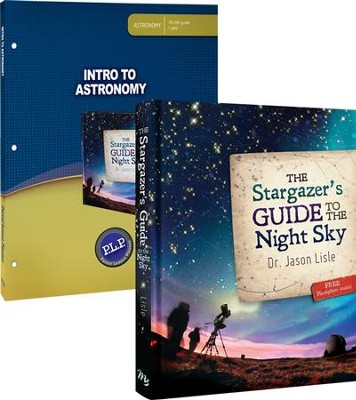 Intro to Astronomy Pack, 2 Volumes  -     By: Dr. Jason Lisle
