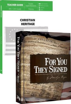 Christian Heritage Pack, 2 Volumes  -     By: Marilyn Boyer