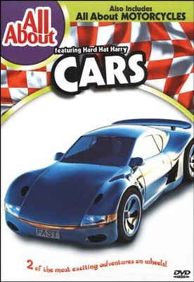 All About Cars/All About Motorcycles, DVD   -