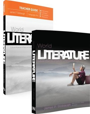 World Literature Pack, 9th-12th Grade, 2 Volumes  -
