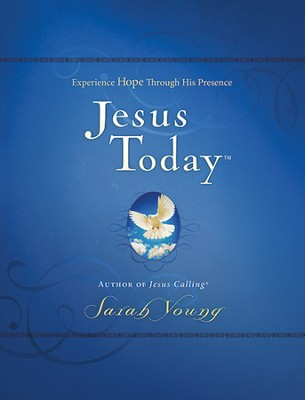 Jesus Today, Big Daybrightener  -     By: Sarah Young