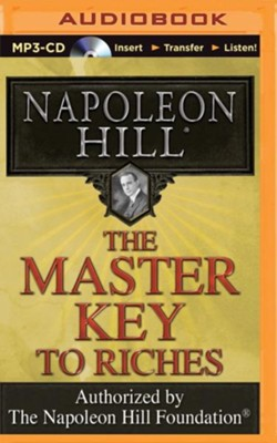 The Master Key to Riches - unabridged audiobook on CD  -     Narrated By: Fred Stella     By: Napoleon Hill