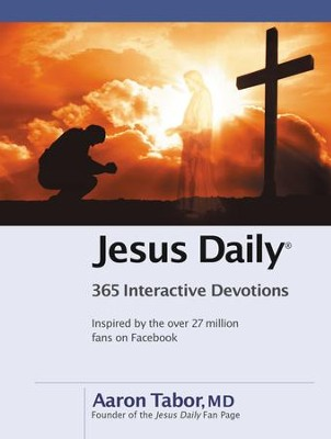 Jesus Daily: Inspired by the Over 25 Million Fans of the Jesus Daily Page - eBook  -
