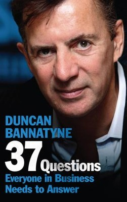 37 Questions Everyone in Business Needs to Answer / Digital original - eBook  -
