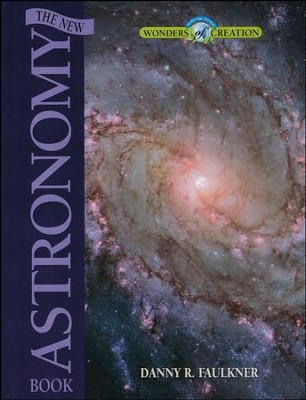 New Astronomy Book  -     By: Danny Faulkner