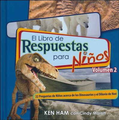 Answers Book For Kids Vol 2 (Spanish)  -     By: Ken Ham, Cindy Malott